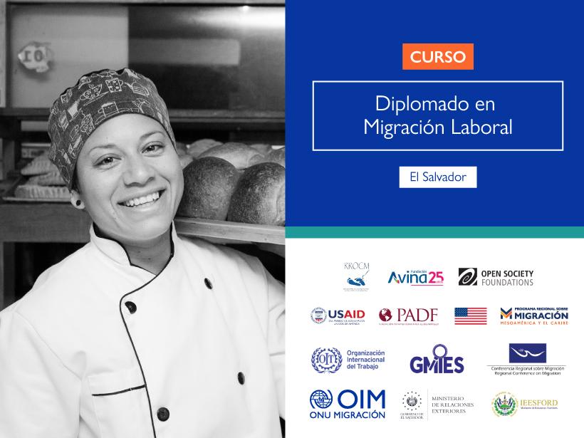 Diplomado Migración Laboral El Salvador