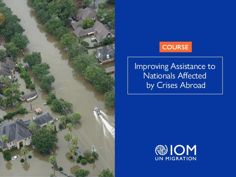 Mejorar la asistencia a los ciudadanos afectados por crisis en el extranjero
